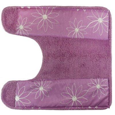 Daisy Stitch Bath Contour Mat