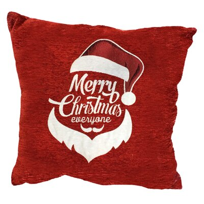 Santa Hat Throw Pillow