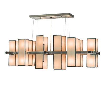 Matrix 16-Light Kitchen Island Pendant