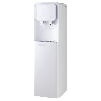 Bottom Loading Hot and Cold Free-Standing Water Cooler H2O-500UF-W