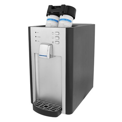 Bottleless Countertop Hot, Cold and Room Temperature Water Cooler H2O-PRO