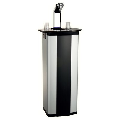 Bottleless Free-Standing Hot, Cold and Room Temperature Water Cooler with Advanced 3 Stage Carbon Filtration H2O-3000-F