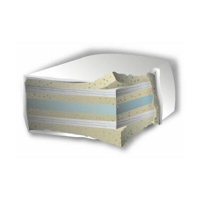 Lexington 9 Foam Futon Mattress Size: Queen
