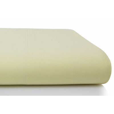 Bamboo Rayon Pillowcase Set Size: Standard, Color: Citron