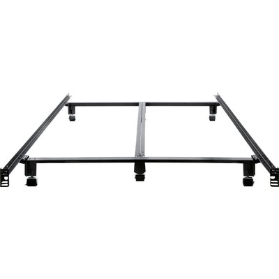 Steelock Super Duty Metal Bed Frame Size: Twin