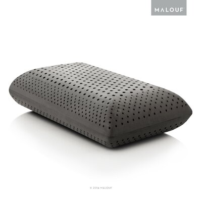 Zoned Dough Memory Foam Pillow Size: Queen