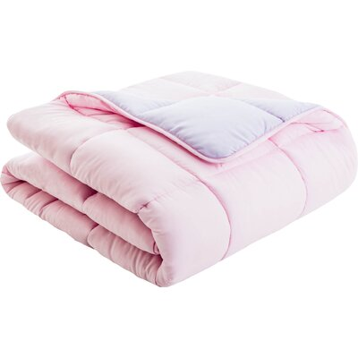 Bed in a Bag Size: Split California King, Color: Lilac