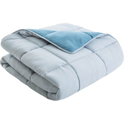 Bed in a Bag Size: California King, Color: Ash