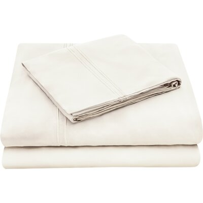 Standard Sheet Set Color: Ivory
