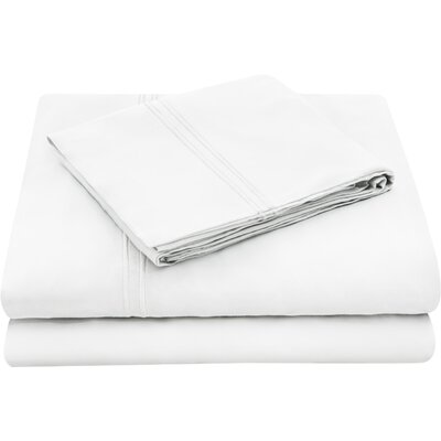 Standard Sheet Set Color: White