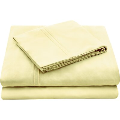 Standard Sheet Set Color: Citron