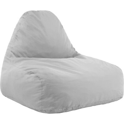 Bean Bag Lounger Upholstery: Charcoal