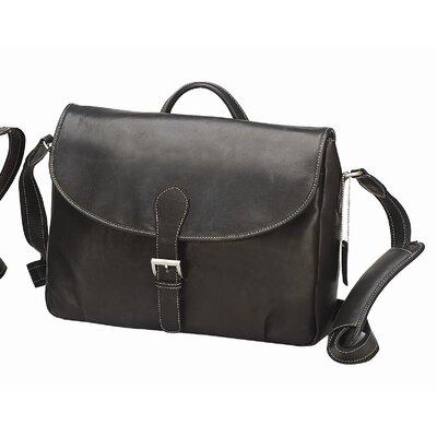 Bellino Messenger Bag - Color: Black