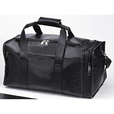 """Bellino 19"""" Leather Weekenderl Duffel"""