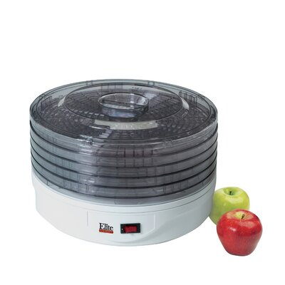 Gourmet 5 Tray Rotating Food Dehydrator
