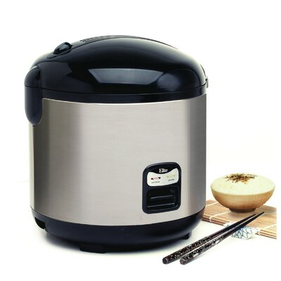 Platinum 20 Cup Stainless Steel Rice Cooker DRC-1000B