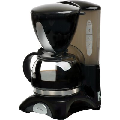 Cuisine 4 Cup Coffee Maker EHC-2022