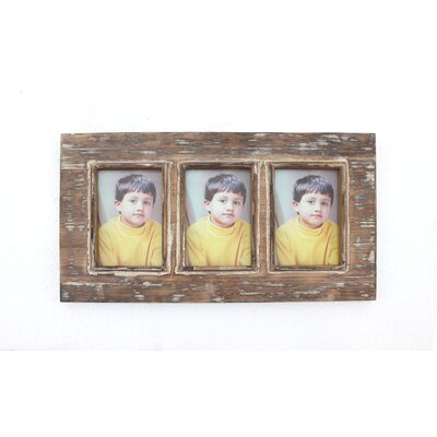 Wood Wall Picture Frame (Set of 2)