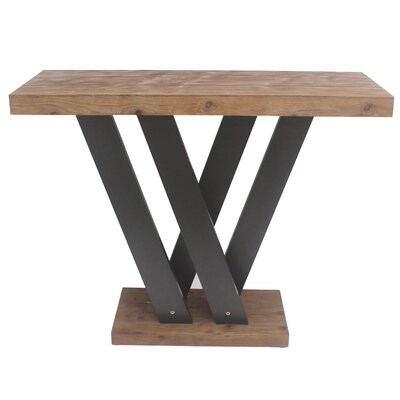 Minimalist Console Table