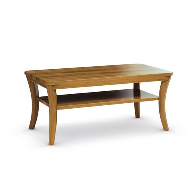 Urbane Coffee Table Color: Praline