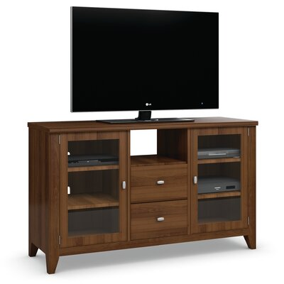 Bowery 58 TV Stand Color: Burnt Sugar