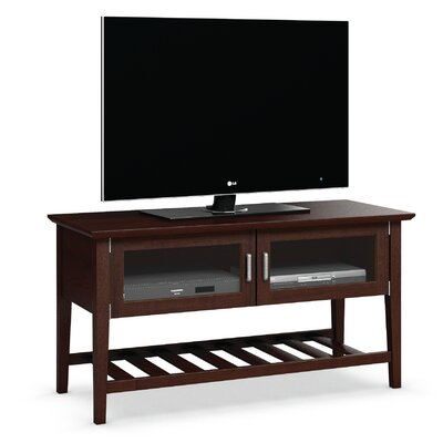 Arbor 48 TV Stand Color: Brandywine