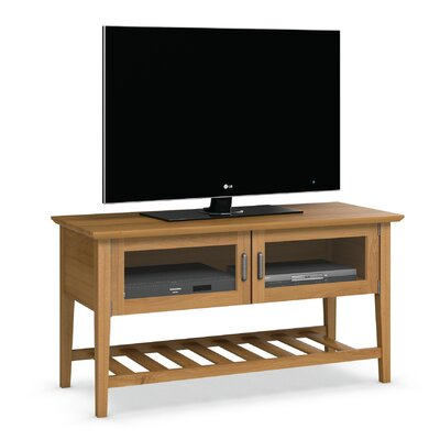 Arbor 48 TV Stand Color: Praline
