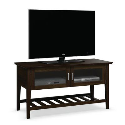 Arbor 48 TV Stand Color: Coffee