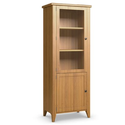 Downtown Display Stand Color: Praline, Door Orientation: Right