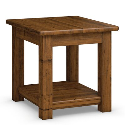 Redonda End Table Finish: Hazelnut