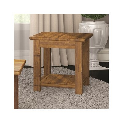 Redonda End Table Color: Honey Wheat