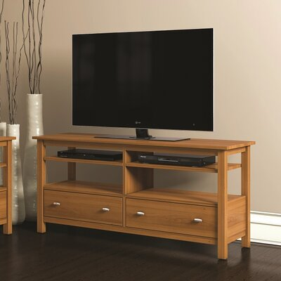 Carabus 56 TV Stand Color: Praline