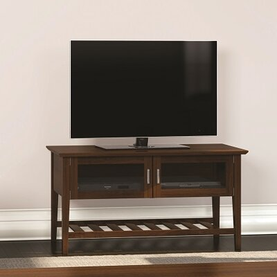 Arbor 48 TV Stand Color: Burnt Sugar