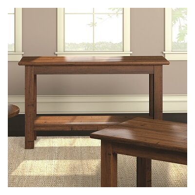 Redonda Condo Console Table Finish: Hazelnut