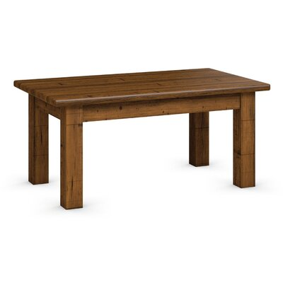 Field Modern Coffee Table Size: 19H x 42W x 24D, Color: Hazelnut