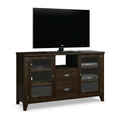 Downtown 58 TV Stand Color: Coffee