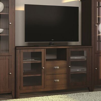 Downtown 58 TV Stand Color: Brandywine