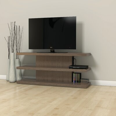 Mesa TV Stand with Power Station