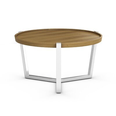 Cirque Condo Coffee Table Finish: Praline