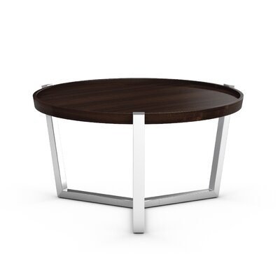 Cirque Condo Coffee Table Finish: Coffee