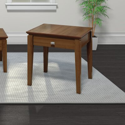Windward End Table Finish: Burnt Sugar
