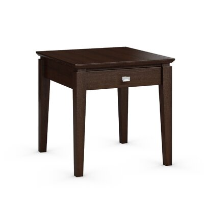 Windward End Table Finish: Brandywine