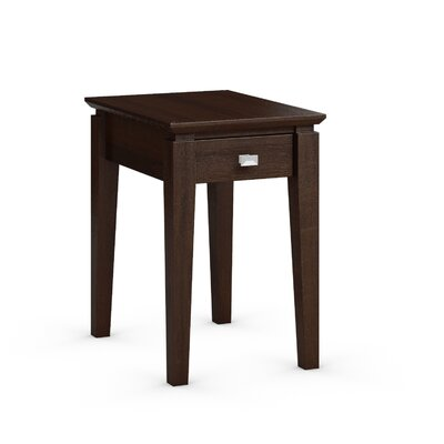 Windward Chairside Table Color: Brandywine