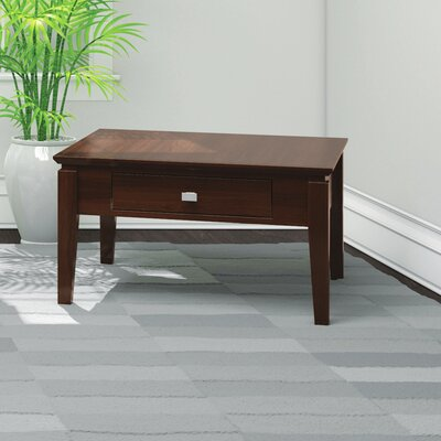 Windward Coffee Table Color: Brandywine