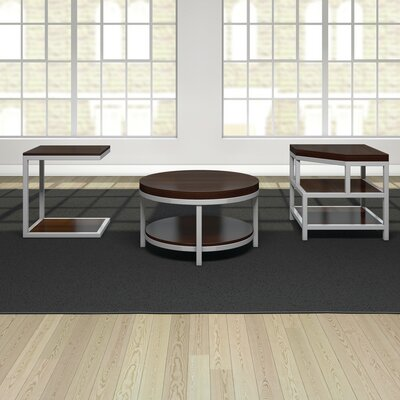 Circuit 3 Piece Coffee Table Set