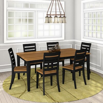 Skyline 7 Piece Dining Set