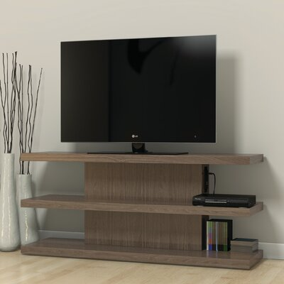 "Mesa Tv Stand For Tvs Up To 60"" Color: Driftwood"