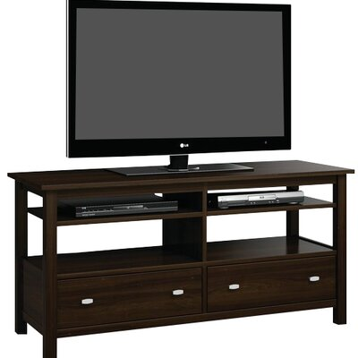 Carabus 56 TV Stand Color: Coffee