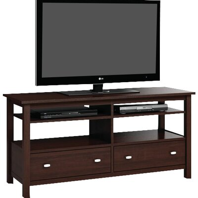Carabus 56 TV Stand Color: Brandywine