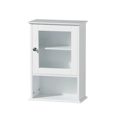 Premier Housewares 51 cm x 35 cm Wall-Mount Cabinet